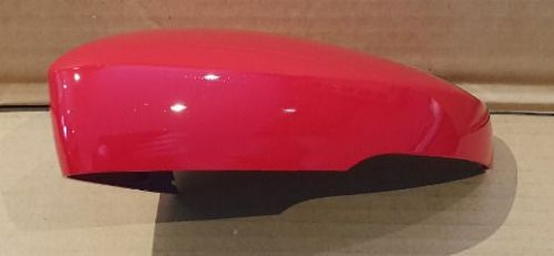 VW UP 2016 ONWARDS PASSENGER SIDE WING MIRROR COVER IN FLASH RED
